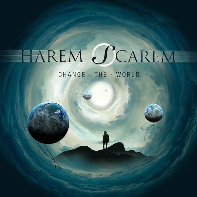 HAREM SCAREM『Change The World』