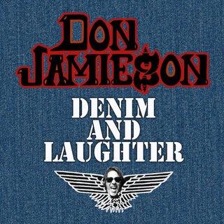コメディアンDon Jamiesonが新譜『Denim & Laughter』を2月にリリース!