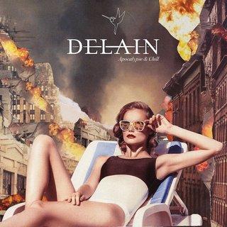 DELAINが新譜『Apocalypse & Chill』を2月にリリース!