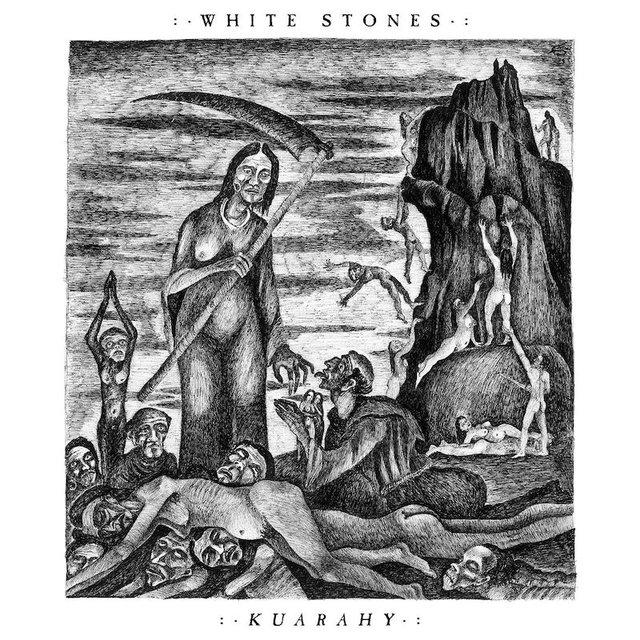 WHITE STONES『Kuarahy』