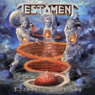 TESTAMENTが新譜『Titans Of Creation』を4月にリリース!