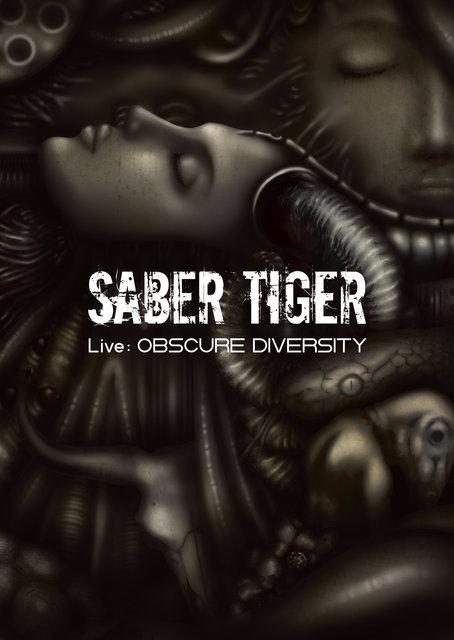 SABER TIGER「Live: OBSCURE D...