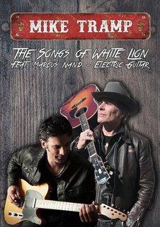 一度きり!Mike Trampが昔のWHITE LIONの曲を歌うツアーを発表!