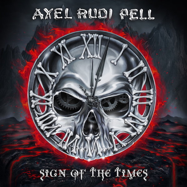 AXEL RUDI PELL『Sign Of The ...