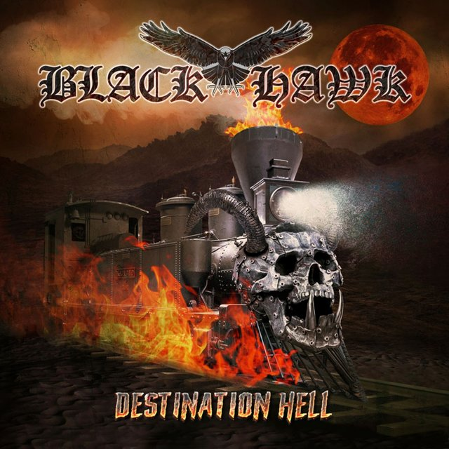 BLACK HAWK「DESTINATION HELL」