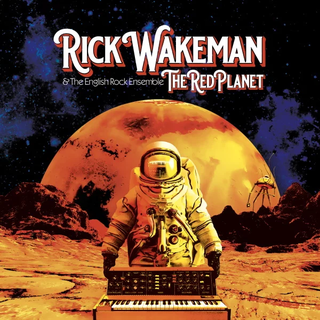Rick Wakemanが新譜『The Red Planet』を4月に発売!