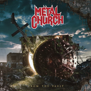 METAL CHURCHが『From The Vault』を4月に発売!
