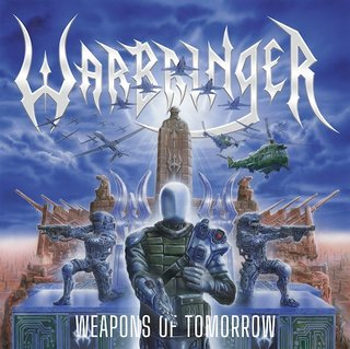 WARBRINGERが新譜『Weapons Of Tomorrow』を4月に発売!