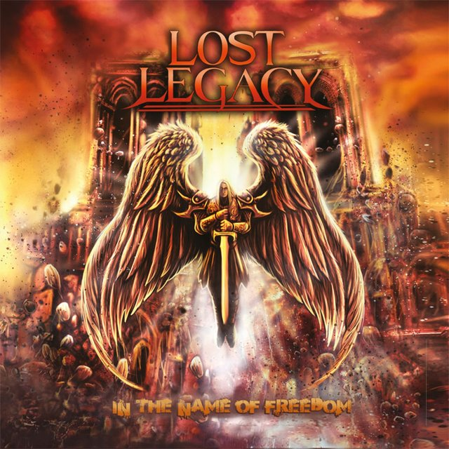 LOST LEGACY「IN THE NAME OF ...