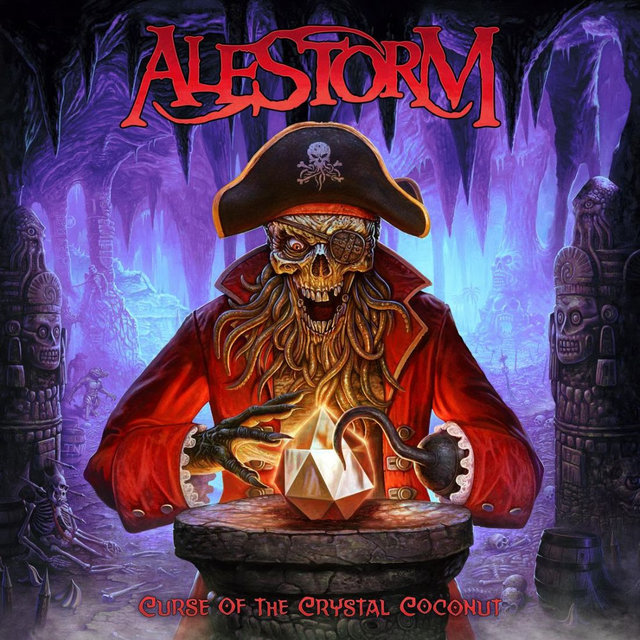 ALESTORM『Curse Of The Cryst...