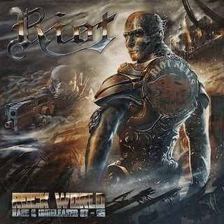 RIOTのレア音源集『Rock World (Rare & Unreleased 87-95)』が3月に発売!