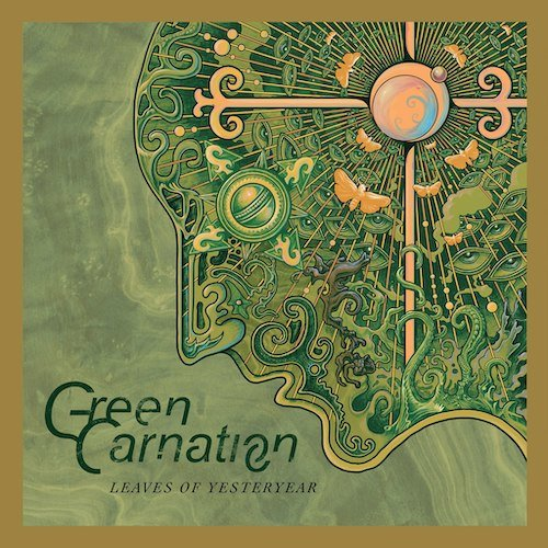 GREEN CARNATION『Leaves Of Y...