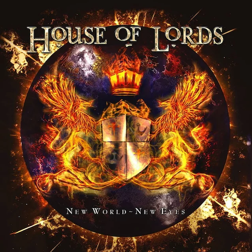 HOUSE OF LORDS『New World - ...