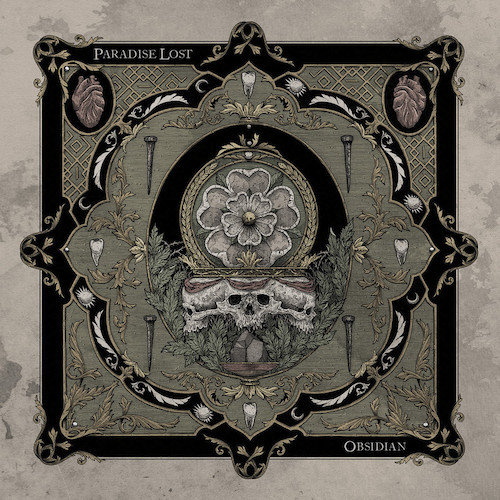 PARADISE LOST『Obsidian』