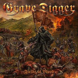 GRAVE DIGGERが新譜『Fields Of Blood』を5月に発売!