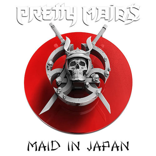 PRETTY MAIDS『Maid In Japan ...