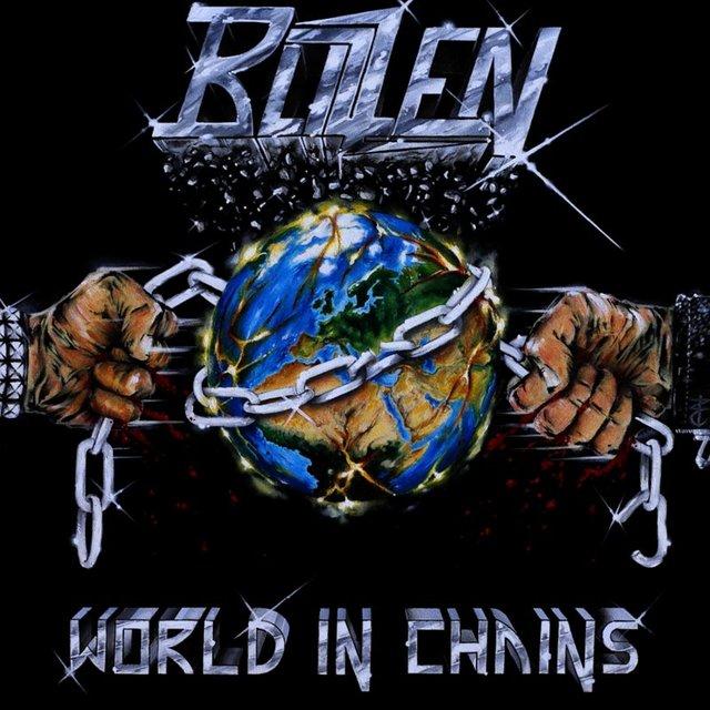 BLIZZEN「WORLD IN CHAINS」