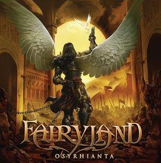 FAIRYLANDが5月に新譜『Osyrhianta』を発売!