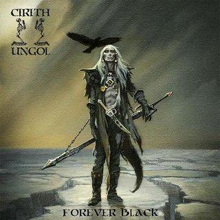 CIRITH UNGOLが新譜『Forever Black』を4月に発売!