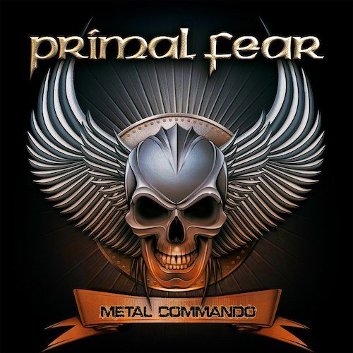 PRIMAL FEAR『Metal Commando』