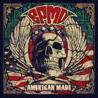 BPMD(OVERKILL、SONS OF APOLLO、VIO-LENCE、METAL ALLEGIANCE)が6月に『American Made』でデビュー!