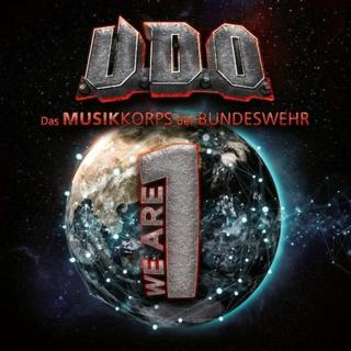 U.D.O.がドイツ連邦軍軍楽隊とコラボした『We Are One』を7月に発売!