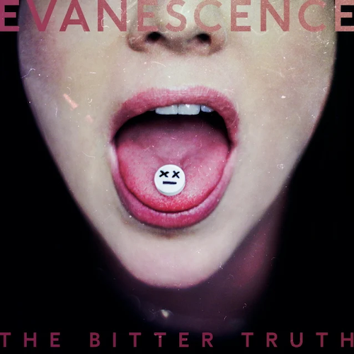 EVANESCENCE『The Bitter Truth』