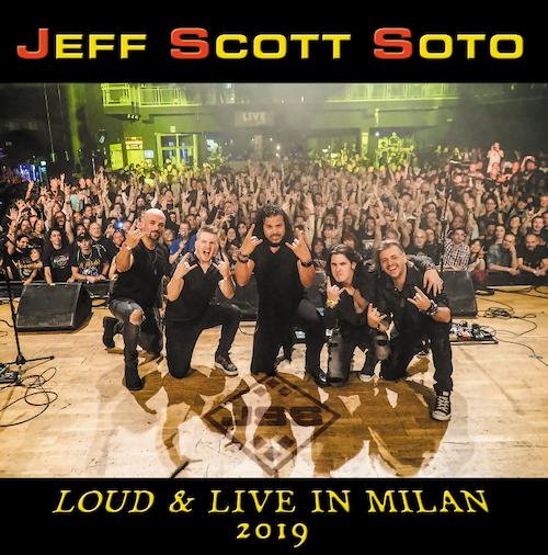 JEFF SCOTT SOTO『Live At Fro...