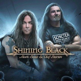 マーク・ボールズとオラフ・トーセンが新たなプロジェクトSHINING BLACKを開始!