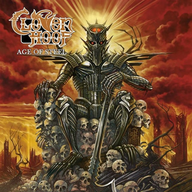 CLOVEN HOOF「AGE OF STEEL」