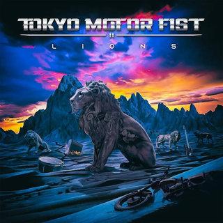 テッド・ポーリー(DANGER DANGER)とスティーヴ・ブラウン(TRIXTER)のTOKYO MOTOR FISTが新譜『Lions』から「Youngblood」を公開!