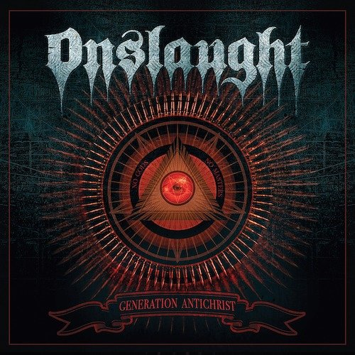 ONSLAUGHT『Generation Antich...