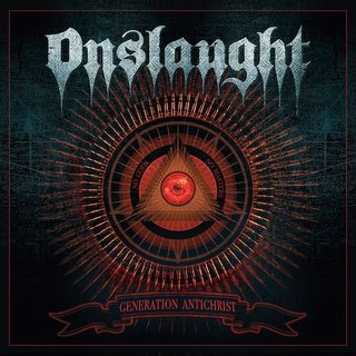 ONSLAUGHTが新譜『Generation Antichrist』を8月に発売!