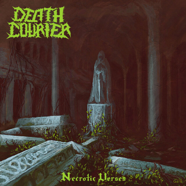 DEATH COURIER「NECROTIC VERSES」