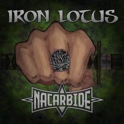 NACARBIDE「Iron Lotus」