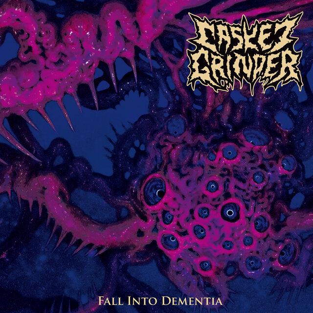 CASKET GRINDER「FALL INTO DE...