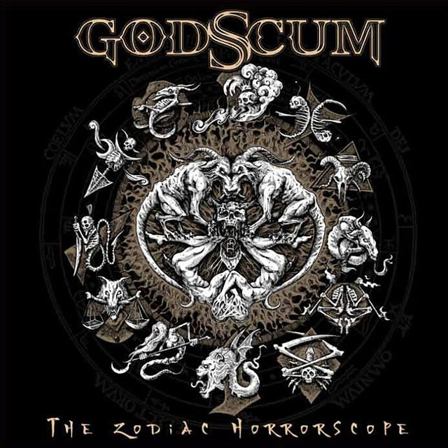 GODSCUM「THE ZODIAC HORRORSC...