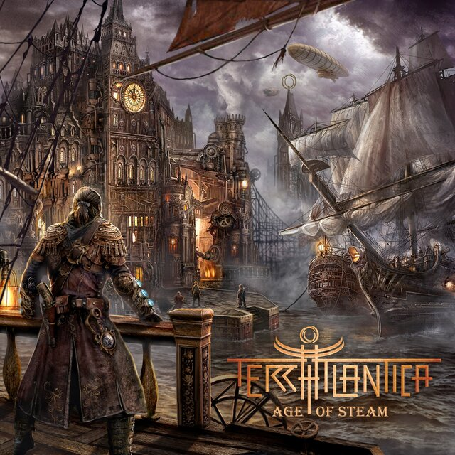 TERRA ATLANTICA「AGE OF STEAM」