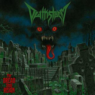 オーストリアのスラッシュ・メタル・バンドDeathstormがニュー・アルバムをリリース