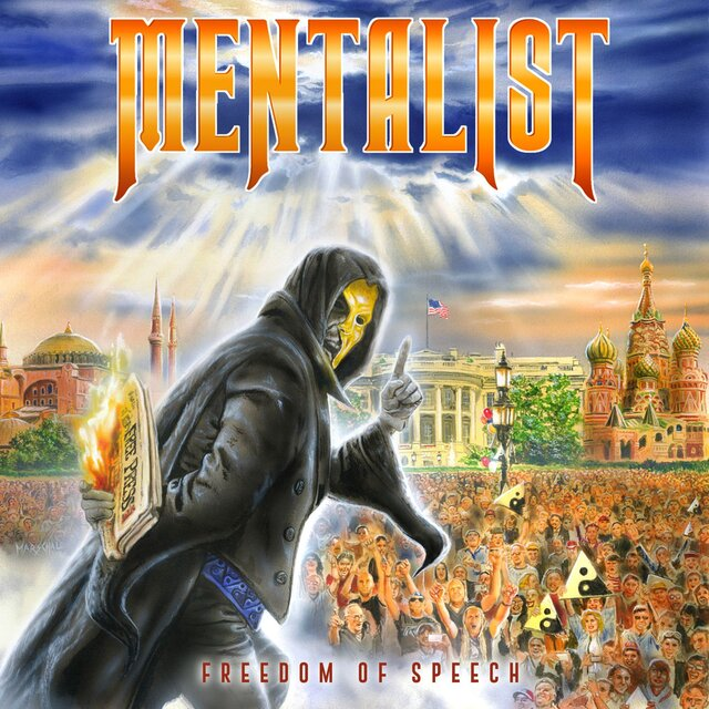 MENTALIST「FREEDOM OF SPEECH」