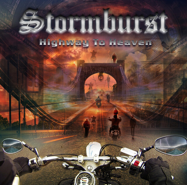 STORMBURST「HIGHWAY TO HEAVEN」