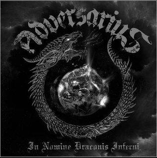 オランダのブラック・メタル・バンドAdversariusがデビュー・アルバムをリリース