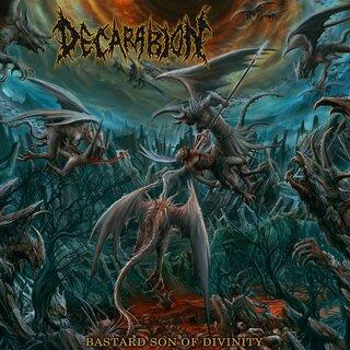 コロンビアのブルータル・デスDecarabionがデビュー・アルバムをリリース