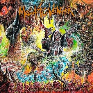 スウェーデンのデス・メタル・プロジェクトMegascavengerがニュー・アルバムをリリース