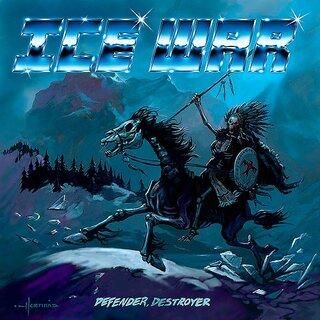 カナダのヘヴィ・メタル・バンドIce Warがニュー・アルバムをリリース