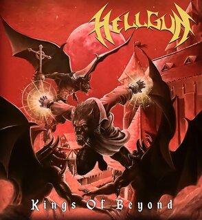 ブラジルのヘヴィ・メタル・バンドHell Gunがデビュー・アルバムをリリース