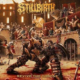 ドイツのデスコア/ブルータル・デス・バンドStillbirthがニュー・アルバムをリリース