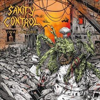 ポーランドのスラッシュメタル・バンドSanity Controlがデビュー・アルバムをリリース