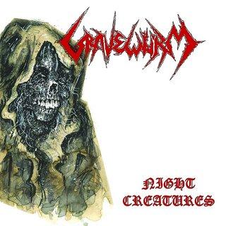 USのデス/ブラック・メタル・バンドGravewürmがニュー・アルバムをリリース
