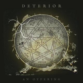 USのブラック/スラッジ/ポスト・メタル・プロジェクトDeteriorがニュー・アルバムをリリース